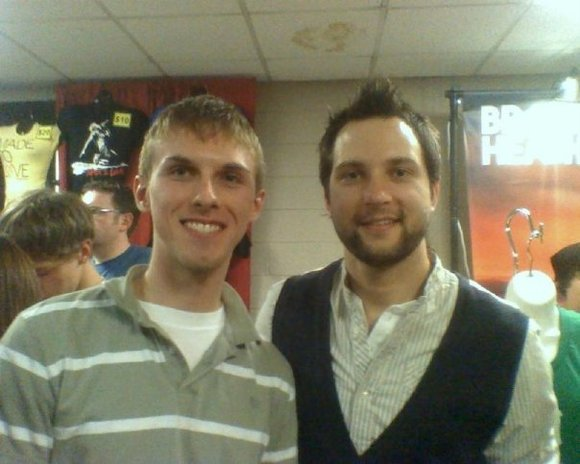 My Top Eleven: Favorite Brandon Heath Songs